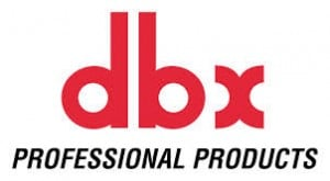 DBX Professional Products logo.